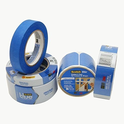 ScotchBlue Original Multi-Surface Painter's Masking Tape – Blue